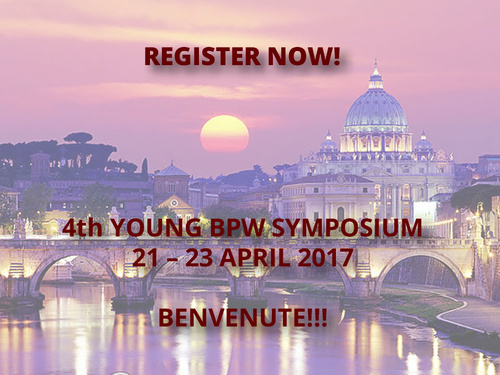 SAVE THE DATE - Rome